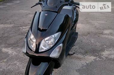 Yamaha Majesty 2008 в Радехове