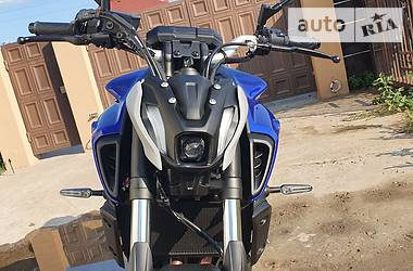 Мотоцикл Без обтікачів (Naked bike) Yamaha MT-07 2021 в Зіньківі