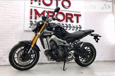 Yamaha MT-09 2015 в Одесі