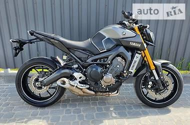 Мотоцикл Без обтекателей (Naked bike) Yamaha MT-09 2014 в Львове