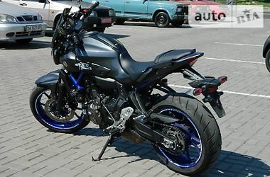 Yamaha MT 2015 в Кривом Роге
