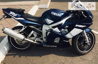 Yamaha R6 2000 в Черновцах