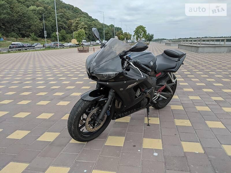 Yamaha R6 2008 в Киеве
