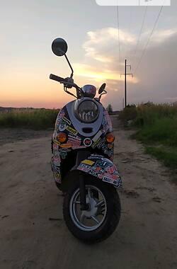 Макси-скутер Yamaha Vino 2006 в Львове