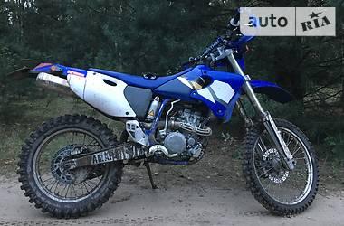 Yamaha WR 250F 2002