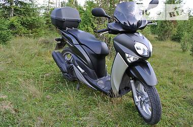 Yamaha Xenter  2012