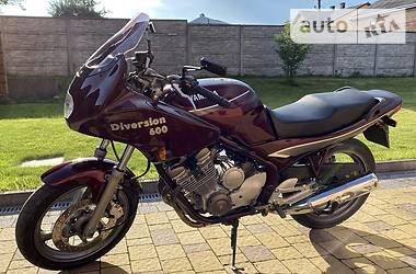 Yamaha XJ 600 Diversion 2000 в Львове