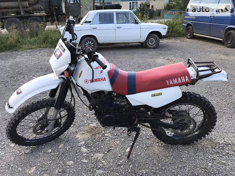 Yamaha XT 1998 в Рахове