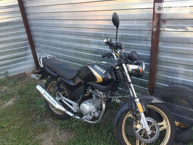 Yamaha YBR 125 2005 в Киеве