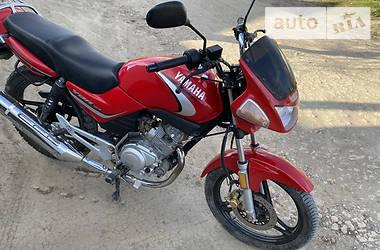 Мотоцикл Классик Yamaha YBR 125 2007 в Шаргороде