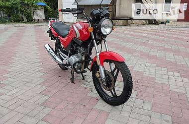 Мотоцикл Многоцелевой (All-round) Yamaha YBR 125 2007 в Запорожье