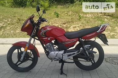 Мотоцикл Классік Yamaha YBR 125 2009 в Львові