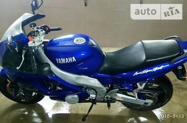 Yamaha YFZ 2002 в Кременце