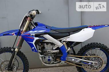 Мотоцикл Кросс Yamaha YZ 450F 2019 в Сумах