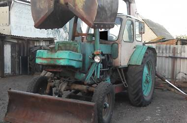 ЮМЗ 6КЛ 1986 в Харькове