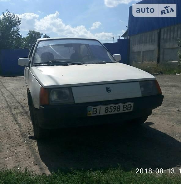 ЗАЗ 1102 Таврия 1989 года в Полтаве
