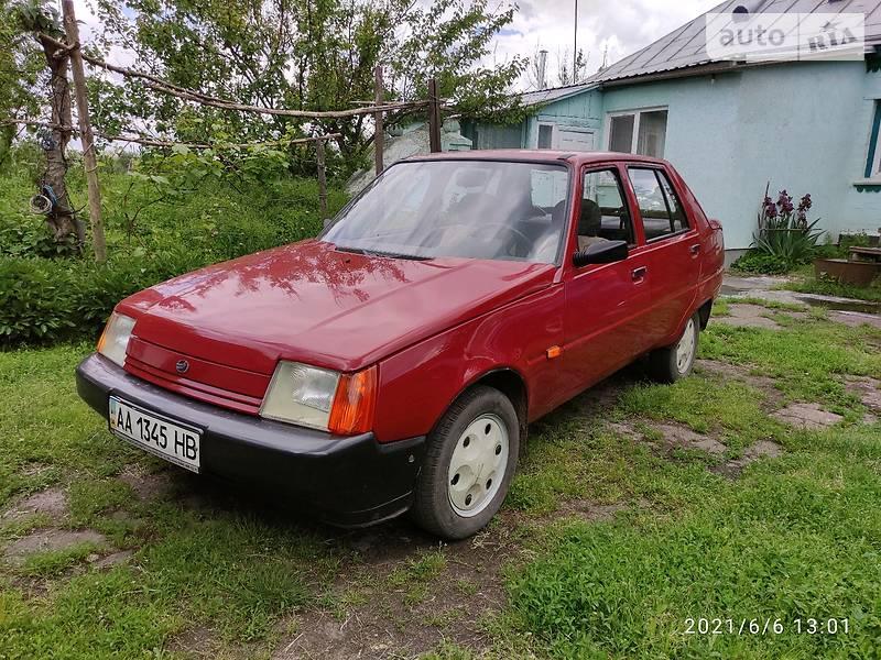 Хэтчбек ЗАЗ 1103 Славута 2007 в Прилуках