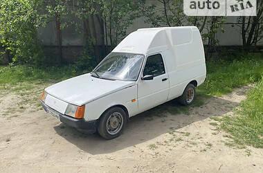 Легковой фургон (до 1,5 т) ЗАЗ 11055 2007 в Львове