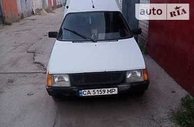 Легковой фургон (до 1,5 т) ЗАЗ 11055 2003 в Черкассах