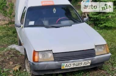 Легковой фургон (до 1,5 т) ЗАЗ 11055 2004 в Мукачево