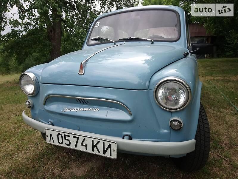 ЗАЗ 965 1966 в Богуславе