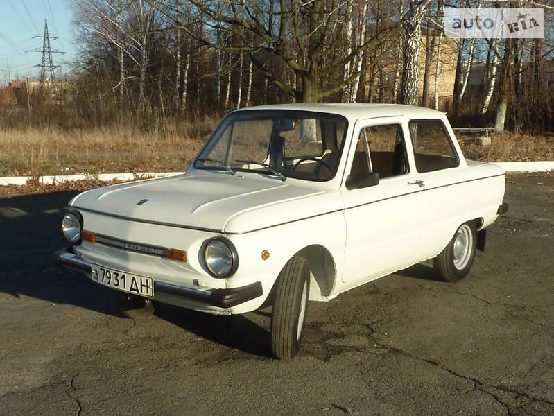 Седан ЗАЗ 968 1992 в Києві