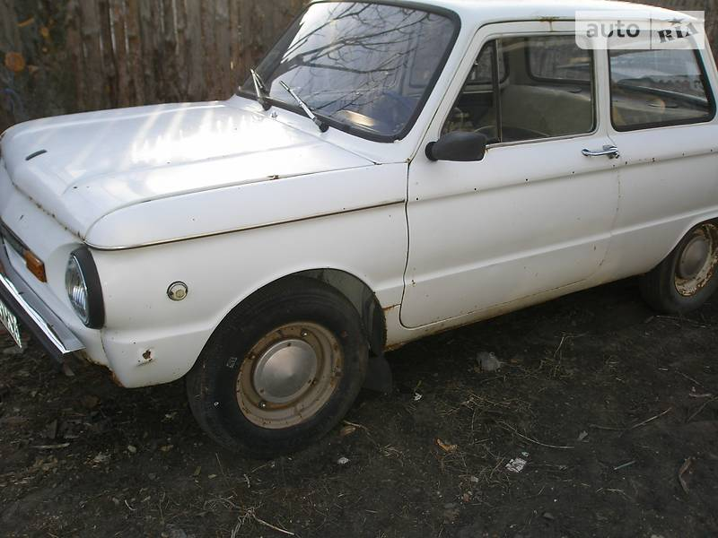 ЗАЗ 968 1992 в Харкові