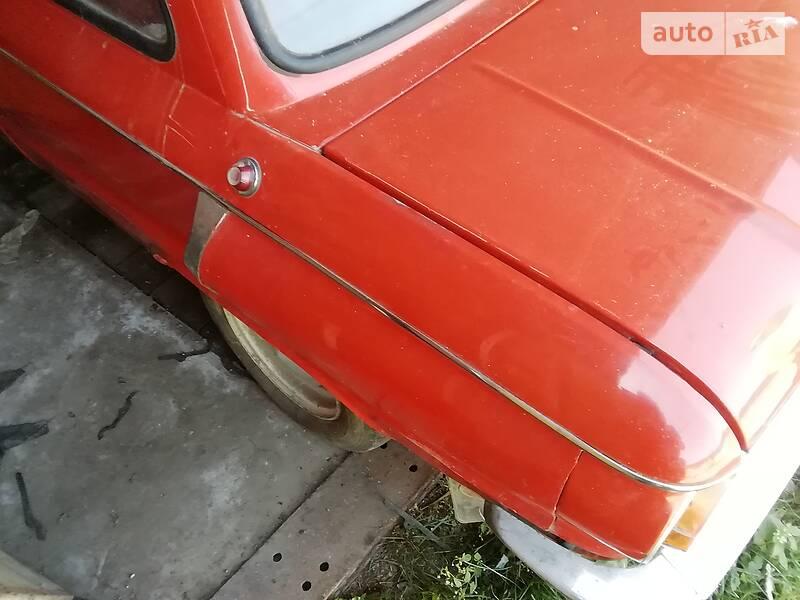 ЗАЗ 968 1976 в Жмеринке