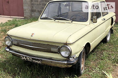 ЗАЗ 968 1973 в Николаеве