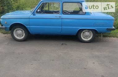 Седан ЗАЗ 968 1989 в Прилуках