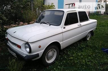 ЗАЗ 968М 1989
