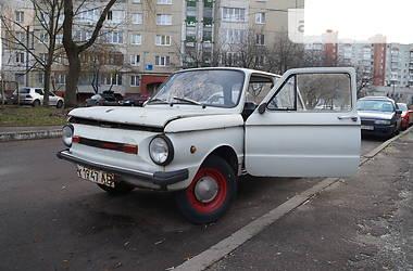 ЗАЗ 968М 1991 в Львове