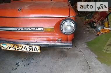 ЗАЗ 968М 1987 в Никополе