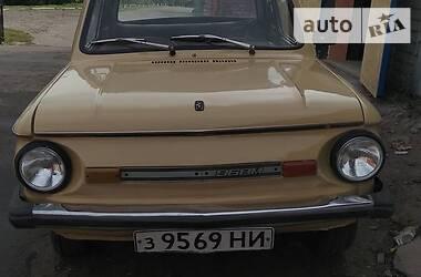 ЗАЗ 968М 1987 в Николаеве