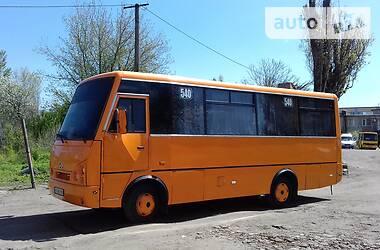 Городской автобус ЗАЗ A07А I-VAN 2007 в Одессе