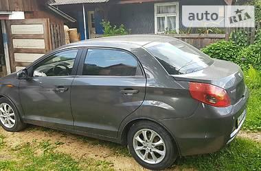 ЗАЗ Forza 2012 в Рахове