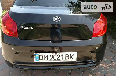 ЗАЗ Forza 2011 в Ахтырке