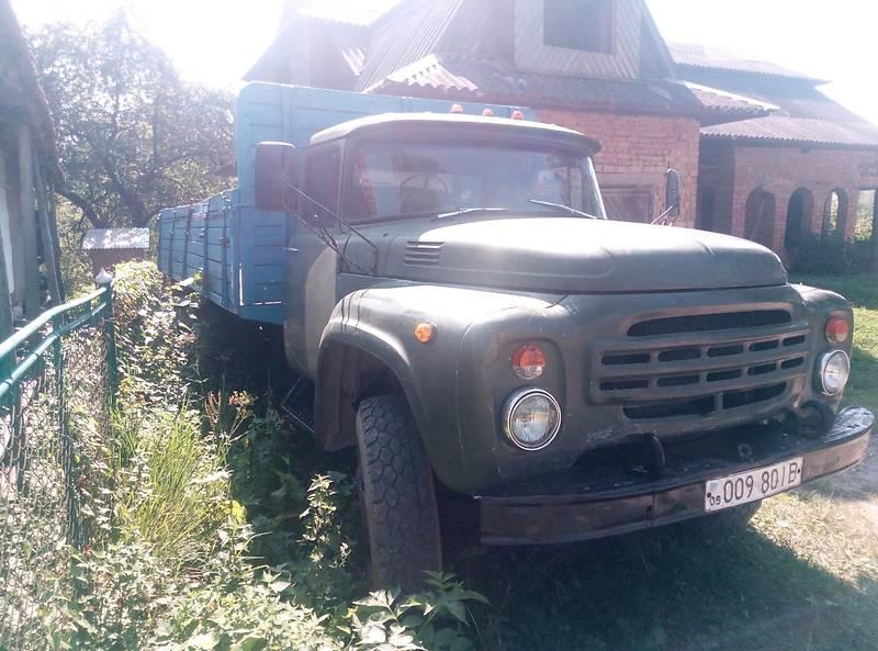 ЗИЛ 130 1989 в Косове