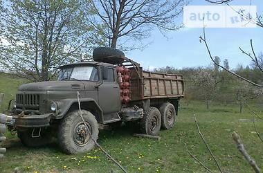 ЗИЛ 131 1980 в Сваляві