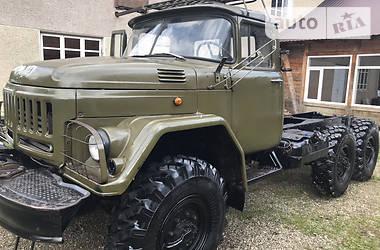 Бортовий ЗИЛ 131 1977 в Івано-Франківську