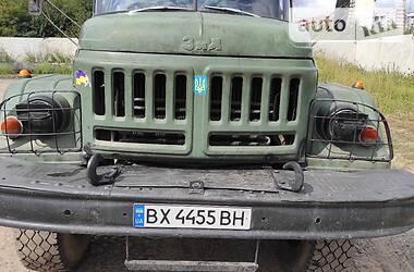 Машина ассенизатор (вакуумная) ЗИЛ 131 1985 в Хмельницком