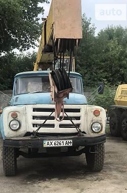 Автокран ЗИЛ 133 ГЯ 1991 в Балаклее