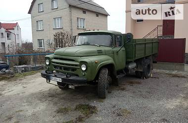 ЗИЛ 138 1971 в Львове