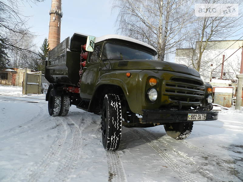 ЗИЛ 4505 1991 в Тернополе