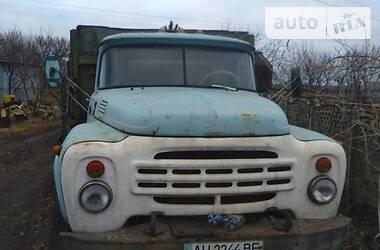 Самосвал ЗИЛ ММЗ 45021 1986 в Покровске