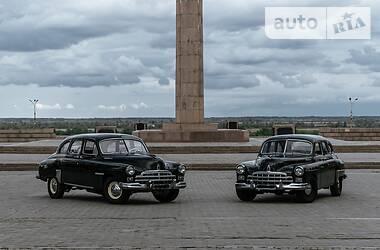 ЗИМ 12 1954 в Киеве