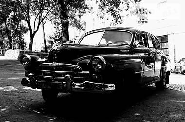 ЗИМ 12 1954 в Ужгороде