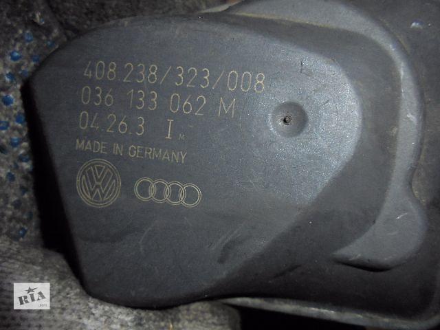 036133062m Б/у дросельная заслонка/датчик для легкового авто Skoda Fabia 2006- объявление о продаже  в Львове