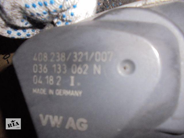 036133062n Б/у дросельная заслонка/датчик для легкового авто Skoda Fabia 2005- объявление о продаже  в Львове
