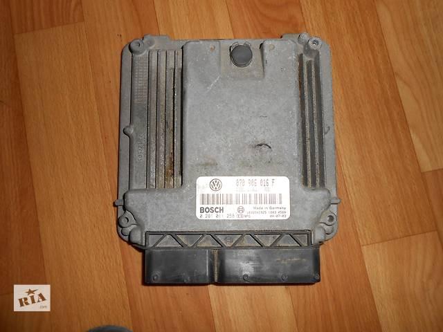 070906016F Блок управления двигателем Volkswagen Touareg Фольксваген Туарег 2003г-2009г- объявление о продаже  в Ровно